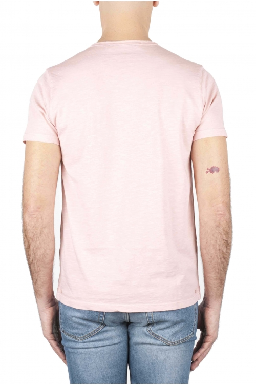 SBU 01160 Slim fit v neck t-shirt 01
