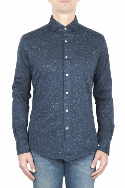 Blue Mouline shirt