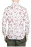 SBU 01603 Camisa de algodón estampado floral roja 05