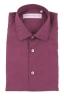 SBU 01607 Camicia in cotone super leggero rossa 06