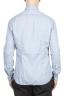 SBU 01608 Pearl grey super light cotton shirt 05