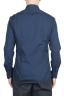 SBU 01609 Camisa azul super ligera de algodón 04