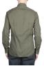 SBU 01610 Camisa verde super ligera de algodón 05