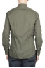 SBU 01610 Green super light cotton shirt 05