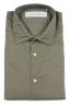 SBU 01610 Camisa verde super ligera de algodón 06