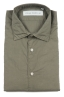 SBU 01610 Green super light cotton shirt 06
