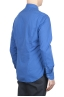 SBU 01611 Camicia in cotone super leggero blu Cina 04