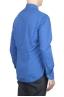 SBU 01611 Chemise bleu Chine en coton super léger 04