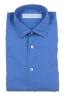 SBU 01611 Camicia in cotone super leggero blu Cina 06
