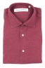 SBU 01623 クラシックレッドリネンシャツ 06