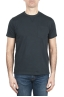 SBU 01653 Round neck patch pocket cotton t-shirt anthracite 01