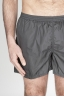 Swimsuit Classic Trunks In Grey Ultra Lightweight Nylon