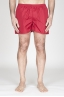 SBU - Strategic Business Unit - Costume Pantaloncino Classico In Nylon Ultra Leggero Rosso