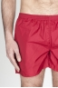 SBU - Strategic Business Unit - Swimsuit Classic Trunks In Red Ultra Lightweight Nylon