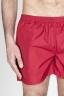 SBU - Strategic Business Unit - Costume Pantaloncino Classico In Nylon Ultra Leggero Rosso