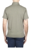 SBU 01697 Classic short sleeve green cotton jersey polo shirt 04