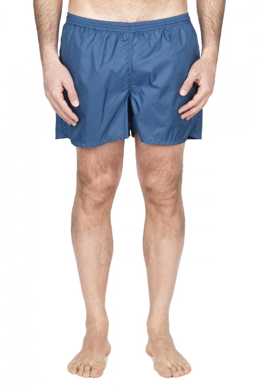 SBU 01754 Costume pantaloncino classico in nylon ultra leggero blu 01