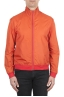 SBU 01687 Windbreaker bomber jacket in orange ultra-lightweight nylon 01