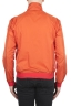 SBU 01687 Giubbino antivento in nylon arancione ultra leggero 04