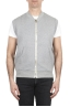 SBU 01769 Sweat-shirt en jersey de coton gris clair 01