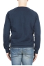 SBU 01770 Crewneck blue cotton sweatshirt 04