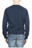 SBU 01770 Felpa girocollo in jersey di cotone blue 04