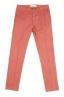 SBU 01781 Pantaloni chino ultra leggeri in cotone elasticizzato rosso 06