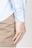 SBU - Strategic Business Unit - Camicia Classica Collo A Punta In Super Cotone Oxford Celeste