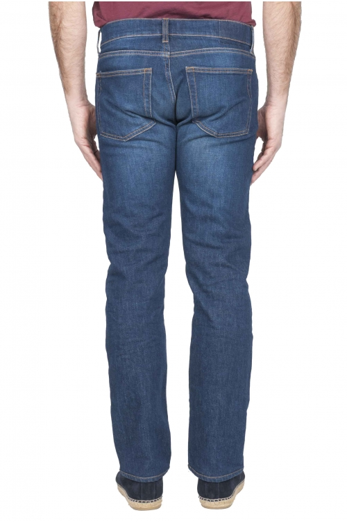 Jeans in Denim elasticizzato