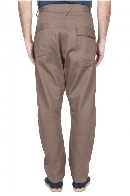 Pantalones de trabajo de algodón