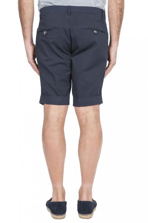 SBU 01221 Stretch cotton short pant 01