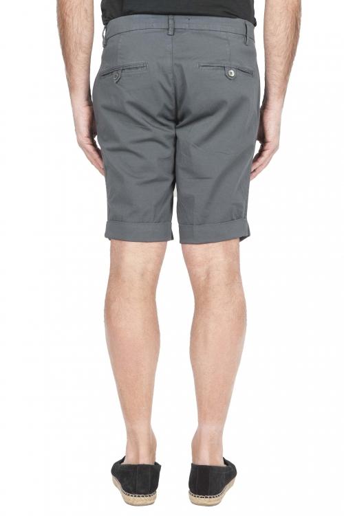 SBU 01219 Stretch cotton short pant 01