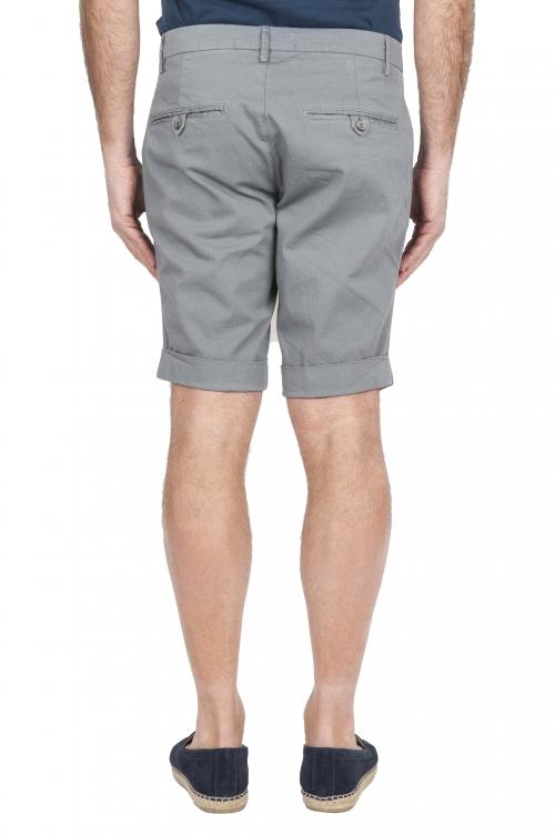 SBU 01222 Stretch cotton short pant 01
