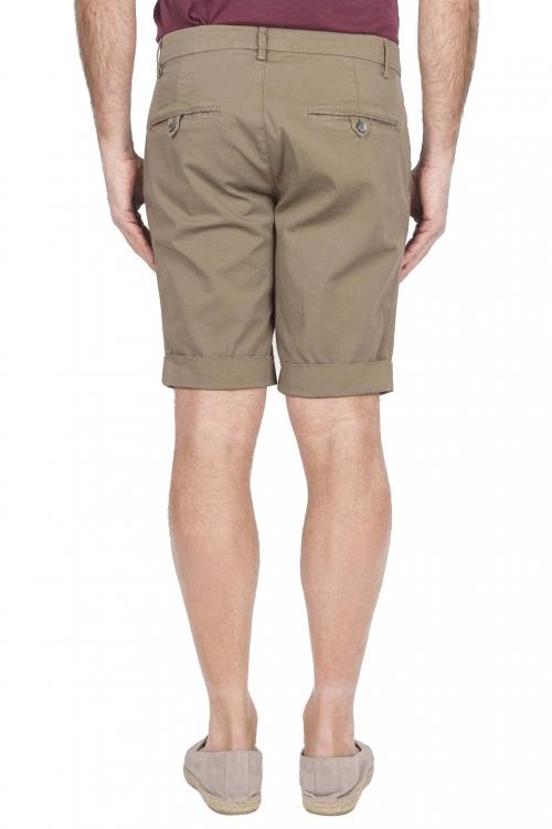 SBU 01223 Stretch cotton short pant 01