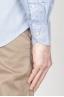 SBU - Strategic Business Unit - Classic Point Collar Blue Oxford Super Cotton Shirt