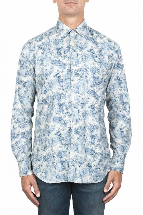 Camicia velluto