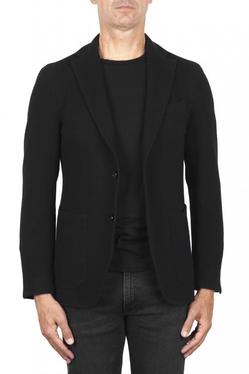 Piquet blazer