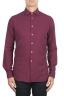 SBU 01890_19AW グレーコットンツイルシャツ 01