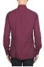 SBU 01890_19AW グレーコットンツイルシャツ 05