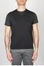 SBU - Strategic Business Unit - Classic V Neck Cotton Knit Black Sleeveless Sweater Vest