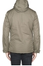 SBU 01555_19AW Technical waterproof padded short parka jacket green 05