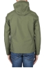 SBU 01558_19AW Technical waterproof hooded windbreaker jacket green 05