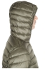 SBU 01585_19AW Chaqueta de pluma térmica con aislamiento térmico verde 04