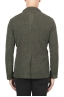 SBU 01443_19AW Green wool blend sport jacket unconstructed and unlined 05
