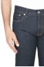 SBU 01449_19AW Pantalones vaqueros azules de Denim japonés lavados teñidos añil natural 04