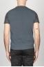 SBU - Strategic Business Unit - Classic Cotton Knit Grey Sleeveless Cardigan Vest