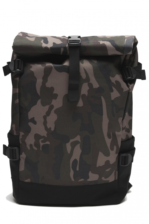 SBU 01804_19AW Waterproof camouflage cycling backpack 01