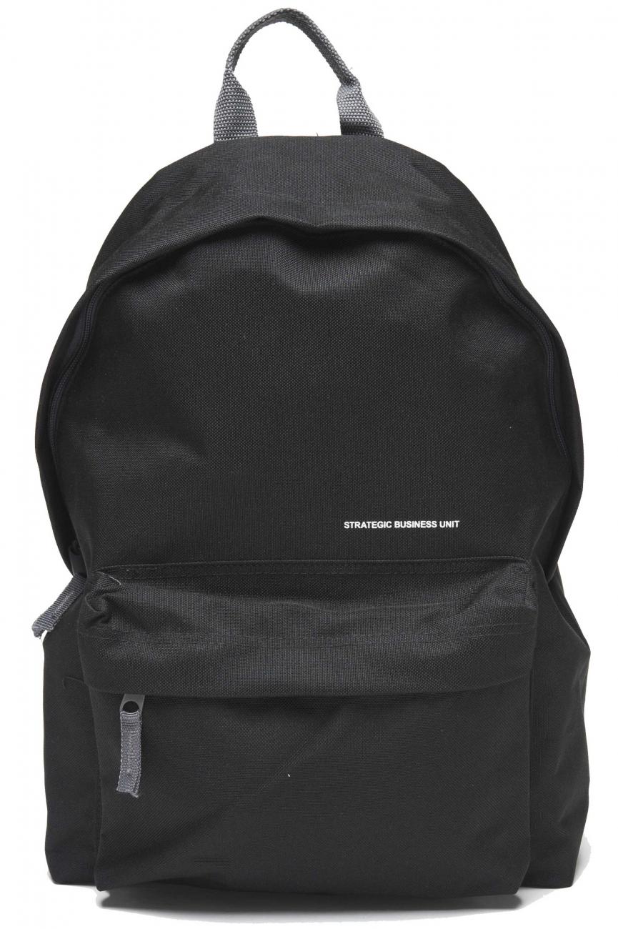 SBU 01038_19AW Functional nylon backpack 01