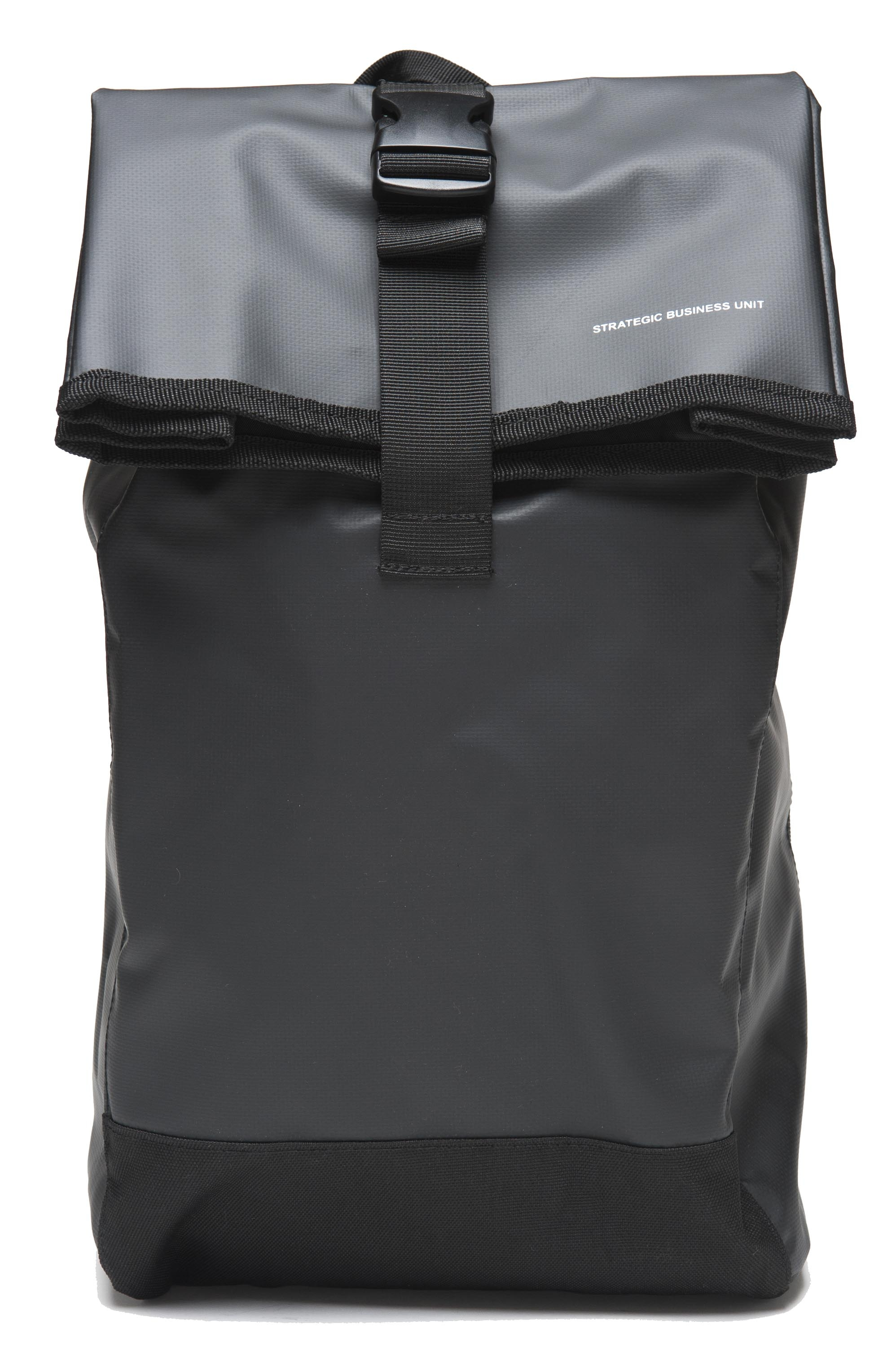 SBU 01039_19AW Waterproof cycling backpack 01