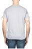 SBU 01976_2020SS T-shirt à col rond en coton flammé gris 05